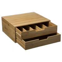Bambusová zásuvka 5Five 9601