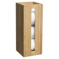 Bambusový zásobník na toaletný papier 5Five 4539
