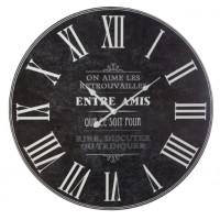 Nástenné retro hodiny Entre Amis Atmosphera 2366, 57 cm