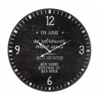 Nástenné retro hodiny On aime Atmosphera 2366, 57 cm