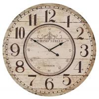 Nástenné hodiny Clayre & EEF, 4KL0062, 60cm