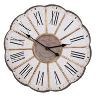Nástenné hodiny Clayre & EEF, 5KL0045, 65cm