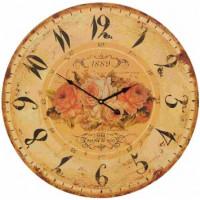 Nástenné hodiny Clayre & EEF, 4KL0061, 60cm