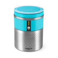 Box na jedloTermo Eld-160G, Steel modrý, 1600ml