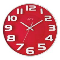 Dizajnové nástenné hodiny JVD HA5848.4, 30 cm