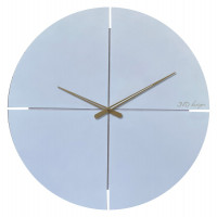 Moderné nástenné hodiny JVD HC40.2, 60 cm