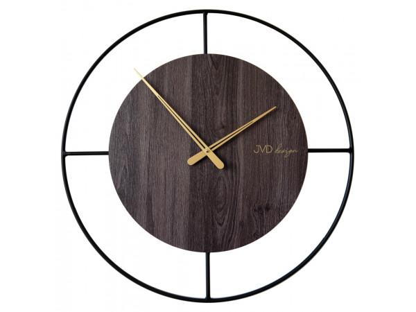 Moderné nástenné hodiny JVD HC41, 60 cm