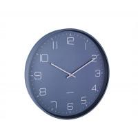 Dizajnové nástenné hodiny 5751BL Karlsson Lofty, 40 cm