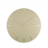 Dizajnové nástenné hodiny 5716OG Karlsson Charm, 45 cm