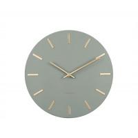 Dizajnové nástenné hodiny 5821DG Karlsson Charm small, 30 cm