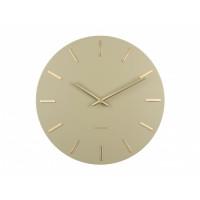 Dizajnové nástenné hodiny 5821OG Karlsson Charm small, 30 cm
