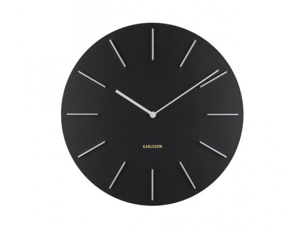 Nástenné hodiny KA5783BK Karlsson 40cm