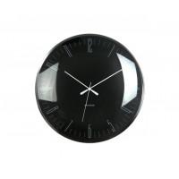 Nástenné hodiny Karlsson Dragonfly, Dome glass KA5623BK, 40cm
