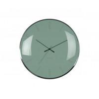 Nástenné hodiny Karlsson Dragonfly, Dome glass KA5623GR, 40cm