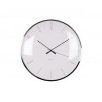 Nástenné hodiny Karlsson Dragonfly, Dome glass KA5623PI, 40cm
