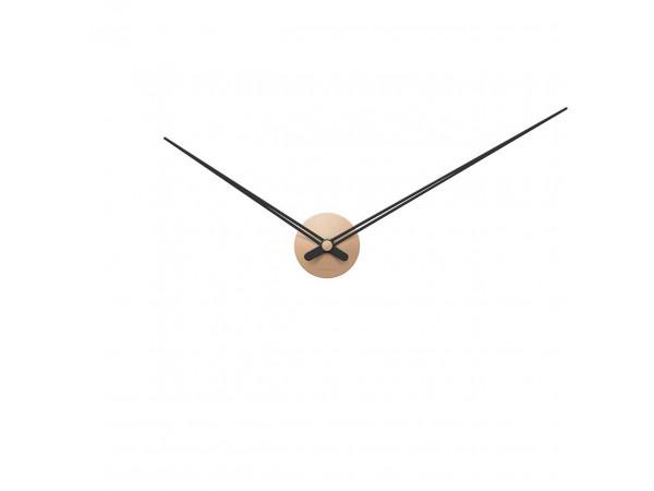 Nástenné hodiny Karlsson KA5837SB Little Big Time Sharp 90cm