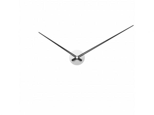 Nástenné hodiny Karlsson KA5837WH Little Big Time Sharp 90cm