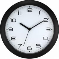 Nástenné hodiny MPM 3456.90 - čierna, 30cm