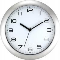 Nástenné hodiny MPM 3456.70 - strieborna, 30cm