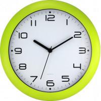 Nástenné hodiny MPM 3456.41 - zelená svetlá, 30cm