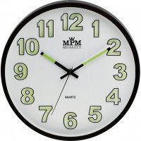 Nástenné hodiny MPM, 3219.52, 30cm