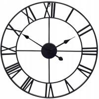 Retro nástenné hodiny VG1563, 60 cm