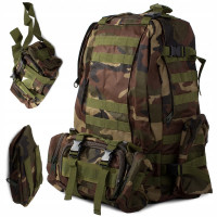 Turistický batoh VG279_MC, 48 L
