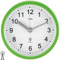 Kúpeľňové hodiny 5922 AMS riadené rádiovým signálom 16cm