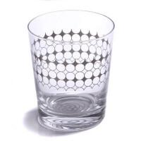 Sada pohárov APERITIVO sivá