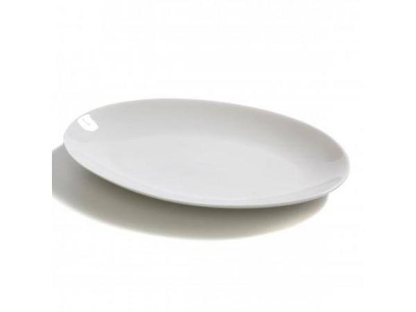 Oválny podnos EPURE porcelánový