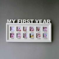 Rámček - Prvý rok dieťaťa, b2, 41cm