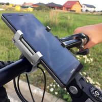 Otočný držiak telefónu na bicykel B2 7582