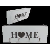 Vešiak na kľúče Home, gm4218, 40cm