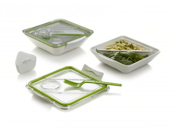 BLACK-BLUM Lunch Box Apetit, zelený