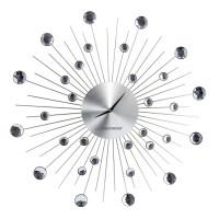 Nástenné hodiny Crystal Shine Espa CHIC003, 50cm