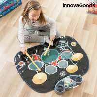 Hudobná hracia podložka s bubnami InnovaGoods IN0671