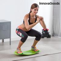 Balančná Doska so Sprievodcom Cvičením InnovaGoods Fitness