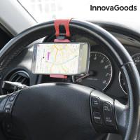 Držiak telefónu na volant InnovaGoods IN0555