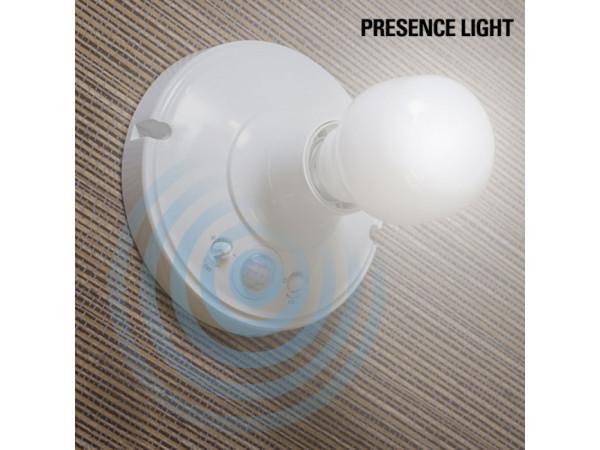 Lampa Presence Light so snímačom pohybu IN0212