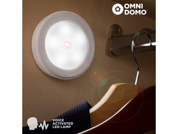 LED osvetlenie Voluma s hlasovým senzorom IN0203