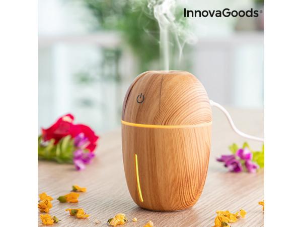 Zvlhčovač vzduchu aróma difúzor InnovaGoods Honey Pine IN1197