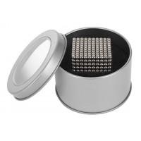 Neocube magnetické guličky 1000ks, 3mm strieborné Isot9451