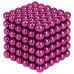 Neocube fialové 216 x 5mm v darčekovej krabičke Isotra 9034