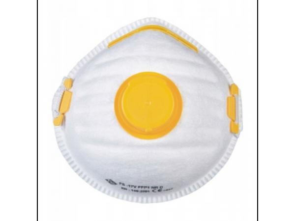 Respiračná maska protiprachová maska FFP1