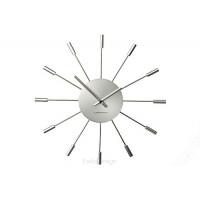 Nástenné hodiny ExitDesign Spike 2219CLR, 32cm