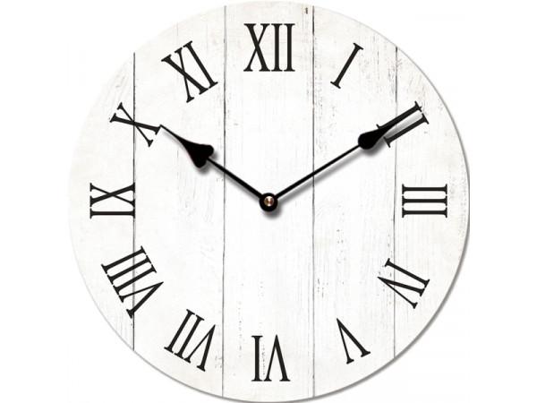 Nástenné hodiny Rímske číslice, Fal6290X, 60cm