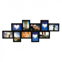 Multirám na 10 fotiek, 10x15cm