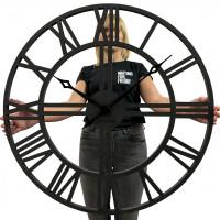 Nástenné hodiny Loft Grande Flex z221-1-1-x, 80 cm