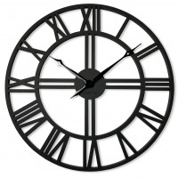 Nástenné hodiny Loft Grande Flex z221-1-1-x, 60 cm