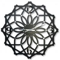Nástenné kovové hodiny Sottile Flex z21c-1-0-x, 50 cm
